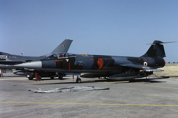 MM6736  4-20  F-104S-ASA  1036 © Piti Spotter Club Verona