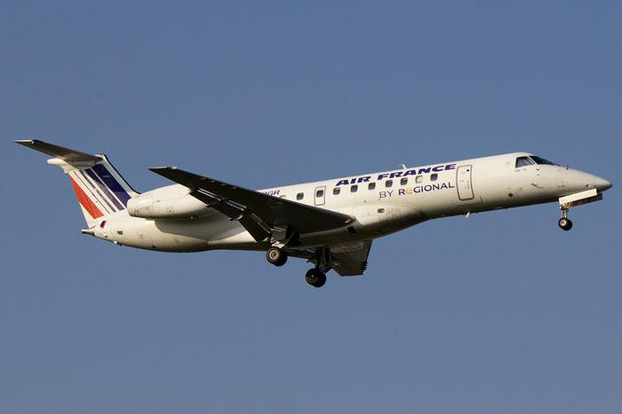 F-GRGR ERJ135ER 145236 HOP! @ Bologna Airport 14.03.2014 © Piti Spotter Club Verona