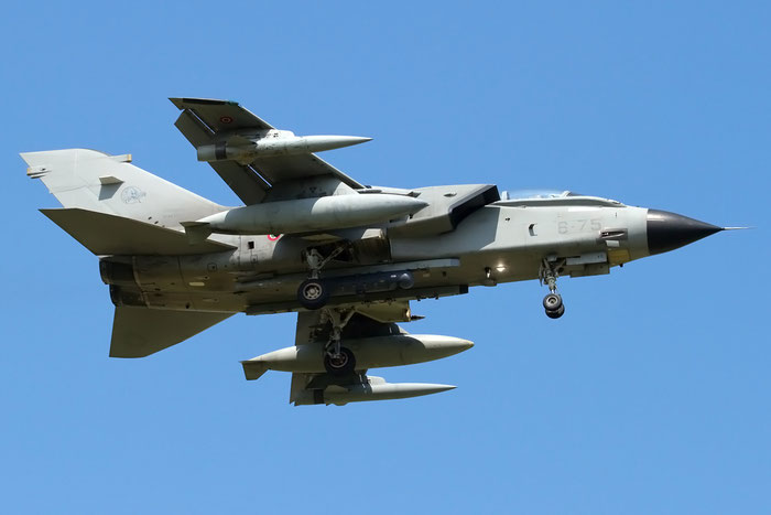 MM7013  6-75  Tornado IDS MLU RET7  158/IS012/5017  GEA 6° Stormo @ Aeroporto di Verona   © Piti Spotter Club Verona