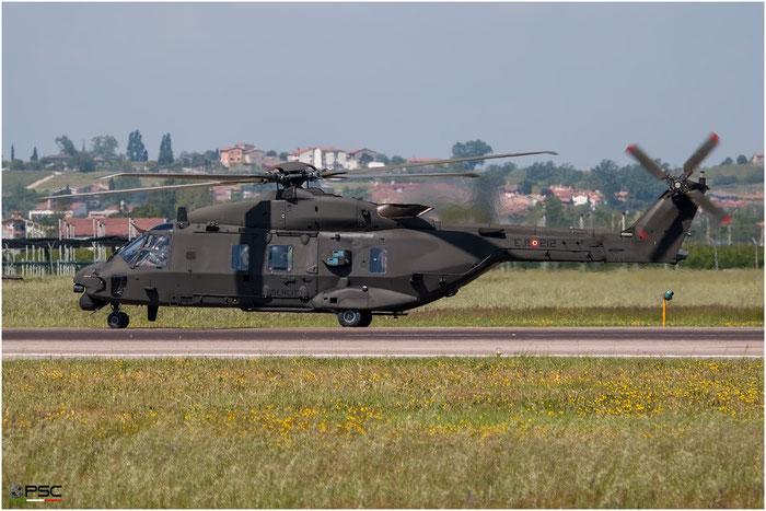 MM81529  E.I.212  UH-90A  1066/ITAR13  2° Reggimento  @ Aeroporto di Verona   © Piti Spotter Club Verona