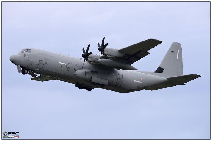 MM62193  46-59  C-130J-30  5540  50° Gruppo TM © Piti Spotter Club Verona