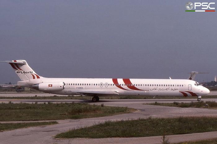 F-GHED - McDonnell Douglas MD-80/90 - MSN 49576 @ Aeroporto di Verona © Piti Spotter Club Verona