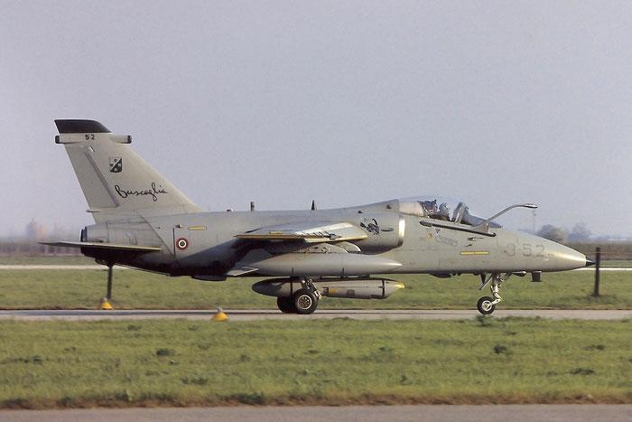 MM7132  3-52 AMX  IX044 @ Aeroporto di Verona   © Piti Spotter Club Verona