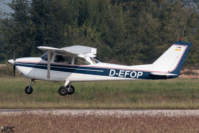 D-EFOP Cessna 172S C172 @ Aeroporto Verona Boscomantico © Piti Spotter Club Verona