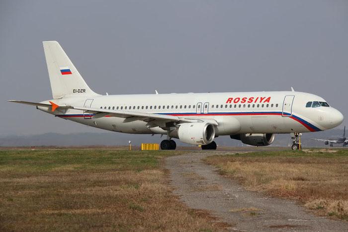 EI-DZR A320-212 427 Rossiya - Russian Airlines @ Milano Malpensa Airport 25.03.2012 © Piti Spotter Club Verona