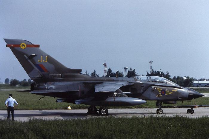 ZD811   Tornado GR4  416/BS140/3190   @ Aeroporto di Verona   © Piti Spotter Club Verona