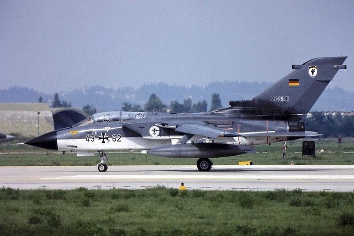43+62   Tornado IDS  165/GS035/4062 @ Aeroporto di Verona   © Piti Spotter Club Verona