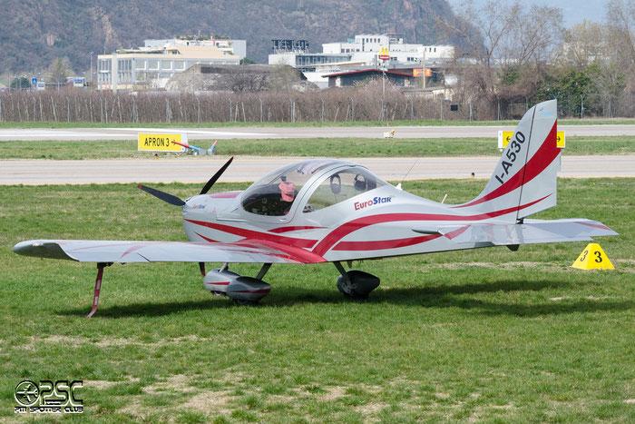 I-A530 @ Aeroporto di Bolzano © Piti Spotter Club Verona