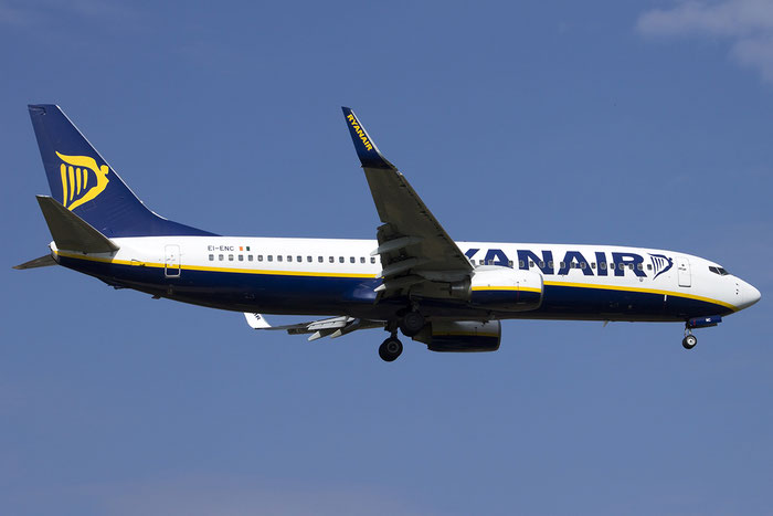 EI-ENC B737-8AS 34980/3419 Ryanair @ Treviso Airport 05.10.2014 © Piti Spotter Club Verona