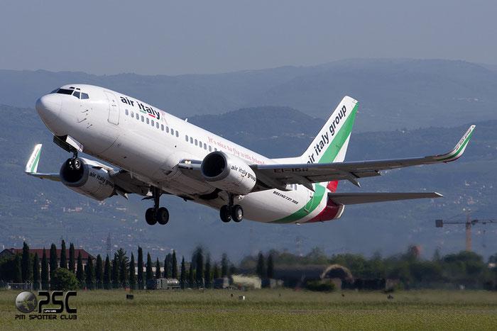 EI-IGR  B737-36N  28561/2896  Air Italy (2005)  @ Aeroporto di Verona © Piti Spotter Club Verona