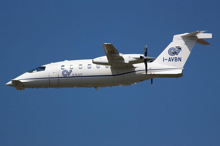 I-AVBN P180 1180 ENAV SpA @ Rimini Airport 26.07.2012 © Piti Spotter Club Verona