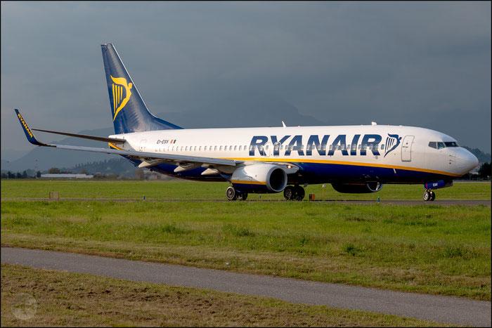 EI-ESV B737-8AS 34993/3814 Ryanair @ Bergamo Airport 14.10.2014 © Piti Spotter Club Verona