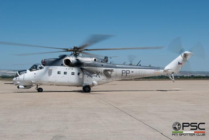 3370   Mi-35  203370  221.vrl © Piti Spotter Club Verona