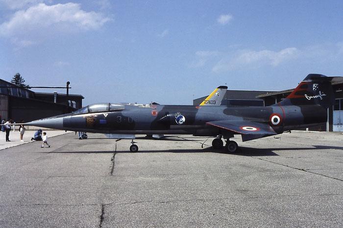Gli F-104 del Terzo Stormo: 3-01 -  @ Aeroporto di Verona   © Piti Spotter Club Verona