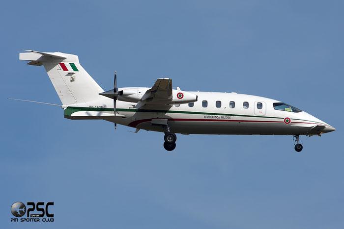 MM62287 P180 1143or1163 71° Gruppo GE @ Aeroporto di Verona © Piti Spotter Club Verona