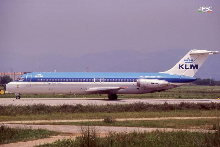 PH-DOB DC-9-32 48133/959 KLM Royal Dutch Airlines @ Aeroporto di Verona © Piti Spotter Club Verona