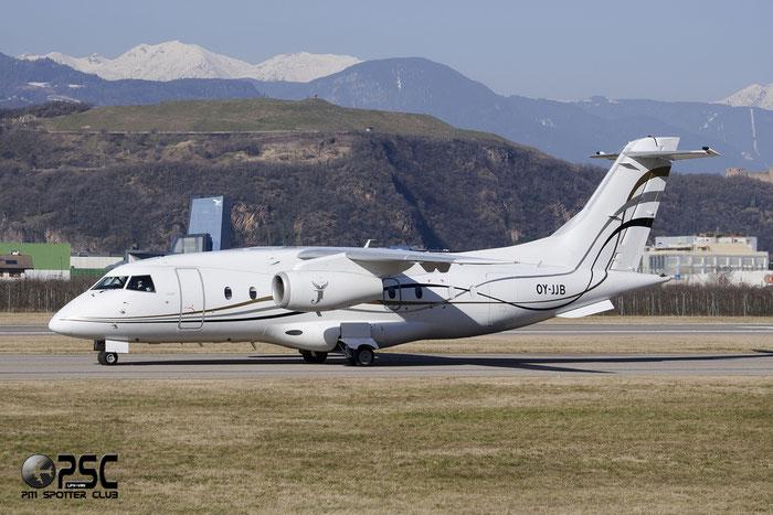 OY-JJB  Do328-310  3199  JoinJet  @ Aeroporto di Trento © Piti Spotter Club Verona