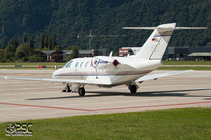 D-IBTI Ce525 (CJ1+) 525-0684 @ Aeroporto di Bolzano © Piti Spotter Club Verona
