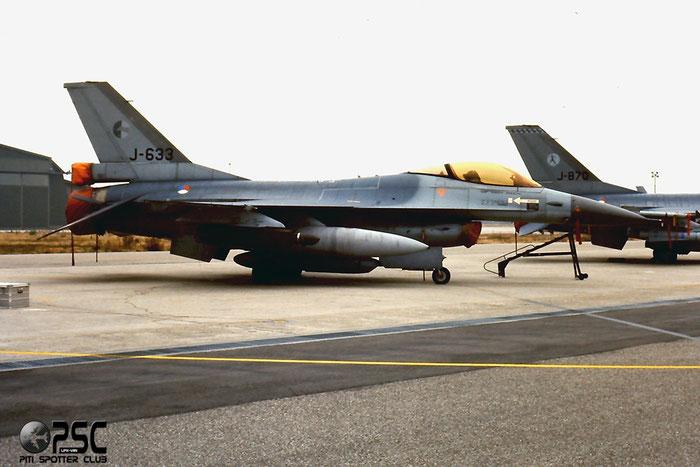 J-633   F-16AM  6D-65 @ Aeroporto di Verona   © Piti Spotter Club Verona