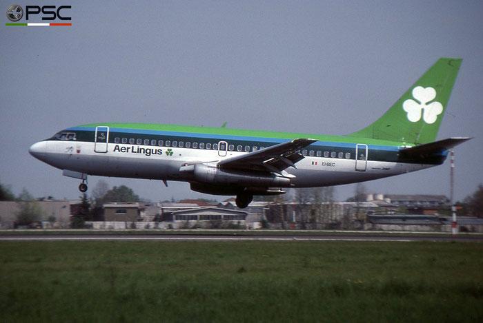 EI-BEC B737-248 21715/579 Aer Lingus © 2018 courtesy of Marco Ceschi - Piti Spotter Club Verona
