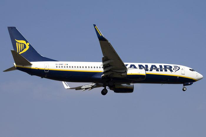 EI-DWP B737-8AS 36082/2443 Ryanair @ Treviso Airport 15.03.2015 © Piti Spotter Club Verona