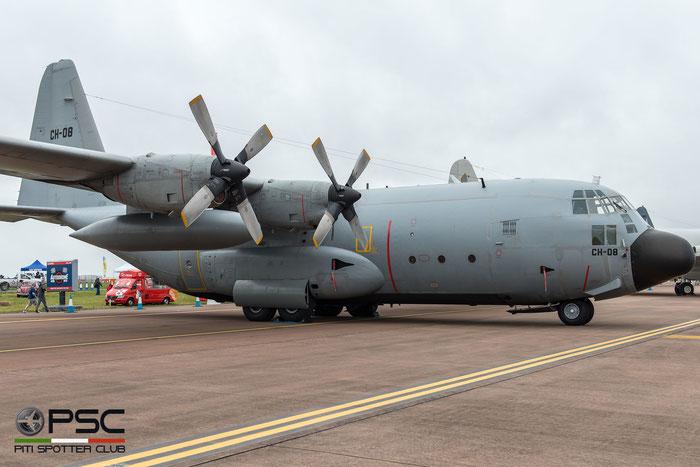 CH08   C-130H  4478  Beauvechain © Piti Spotter Club Verona