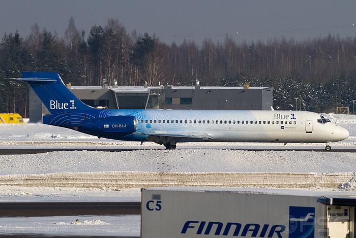 OH-BLJ B717-23S 55065/5048 Blue1 @ Helsinki Airport 2011 © Piti Spotter Club Verona