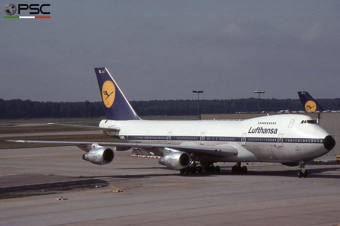 D-ABYL B747-230B 21380/320 Lufthansa© 2018 courtesy of Marco Ceschi - Piti Spotter Club Verona