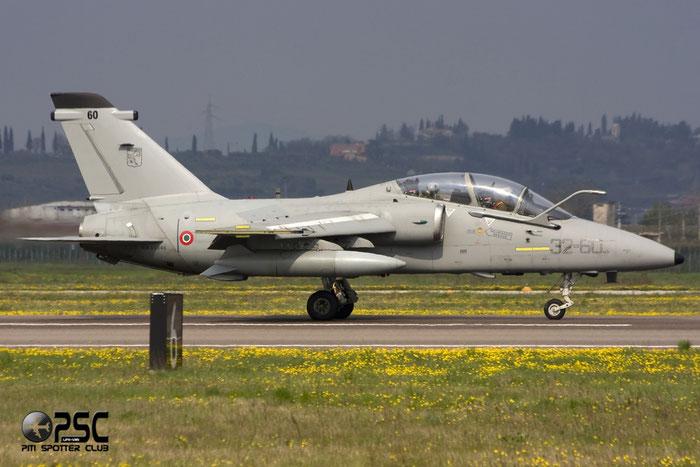 MM55046  32-60  AMX-T ACOL  IT021  Amendola (FG) @ Aeroporto di Verona   © Piti Spotter Club Verona
