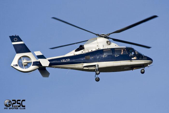 Air Corporate - Eurocopter AS 365N3 Dauphin - I-ELYP @ Aeroporto di Verona © Piti Spotter Club Verona