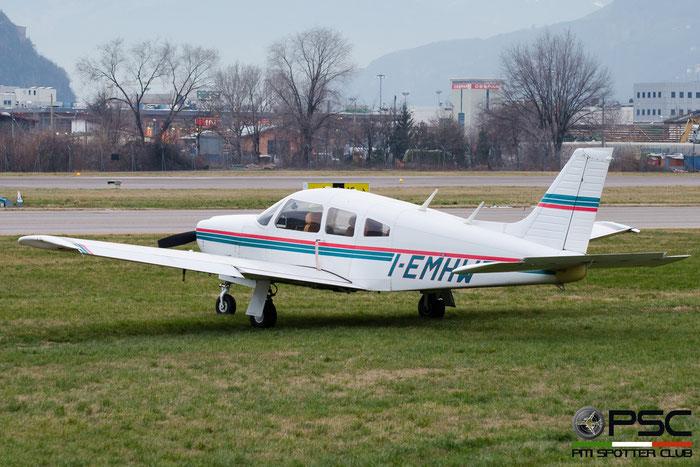 I-EMHW Piper PA-28R-201 Arrow 3 P28R 28R-7737125 @ Aeroporto di Bolzano © Piti Spotter Club Verona