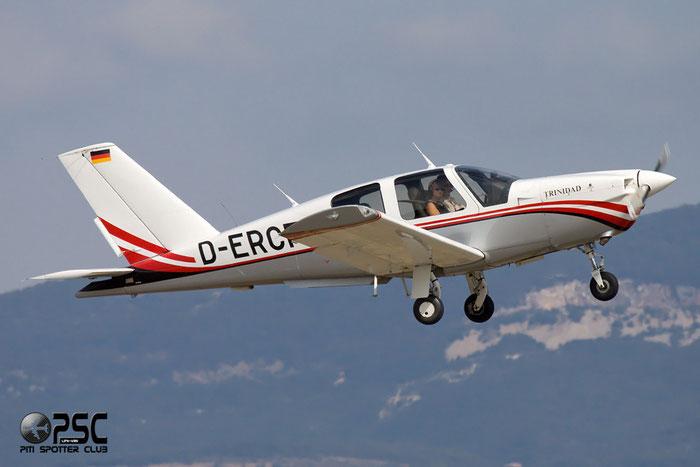 D-ERCF SOCATA TB-20 Trinidad TB20 1924 @ Aeroporto Verona Boscomantico © Piti Spotter Club Verona