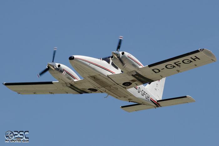 D-GFGH Piper PA-34-220T Seneca IV PA34 3447018 @ Aeroporto di Bolzano © Piti Spotter Club Verona