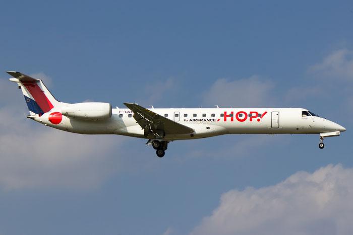 F-GVHD ERJ145MP 145178 HOP! @ Bologna Airport 07.09.2014 © Piti Spotter Club Verona