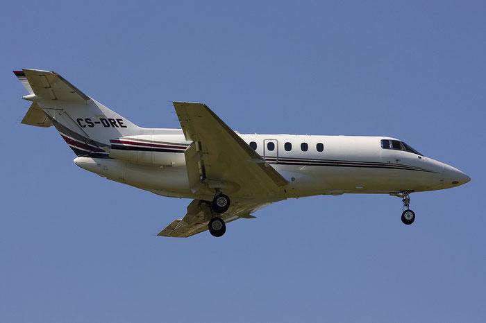 CS-DRE BAe125-800XPi 258725 NetJets Europe @ Treviso Airport 14.05.2012 © Piti Spotter Club Verona