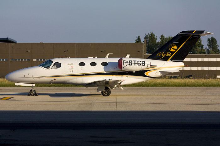 I-STCB Ce510 510-0330 STC Aviation SpA @ Treviso Airport 07.07.2012 © Piti Spotter Club Verona
