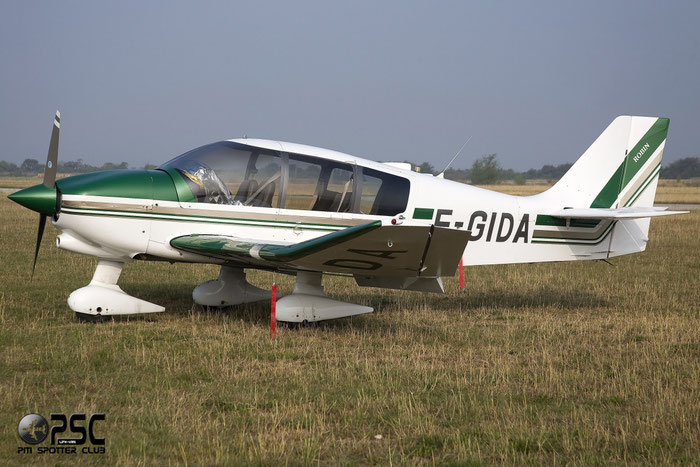 F-GIDA Robin Apex DR-400/140 B DR40 @ Aeroporto Verona Boscomantico © Piti Spotter Club Verona