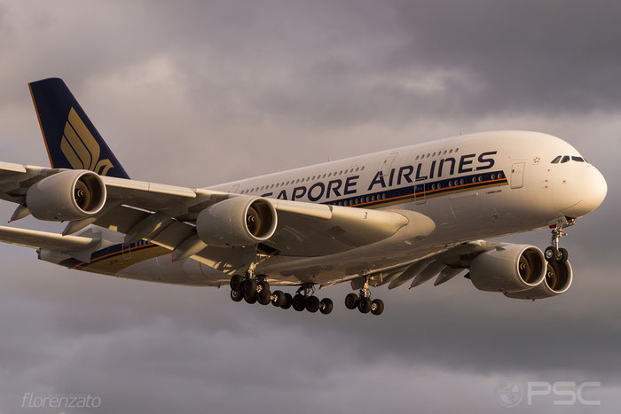 9V-SKK A380-841 51 Singapore Airlines @ London Heathrow Airport 2010 © Piti Spotter Club Verona