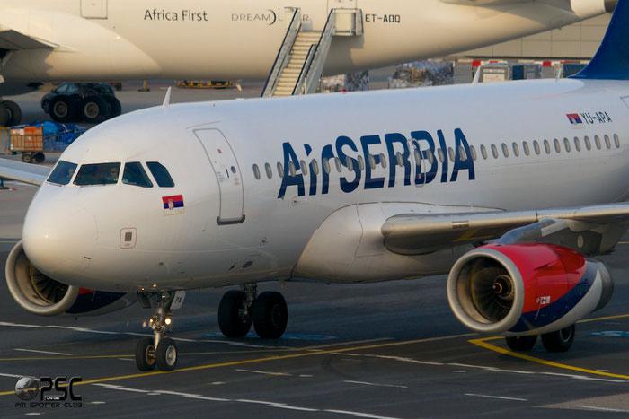 YU-APA A319-132 2277 Air Serbia @ Frankfurt Airport 25.07.2014 © Piti Spotter Club Verona