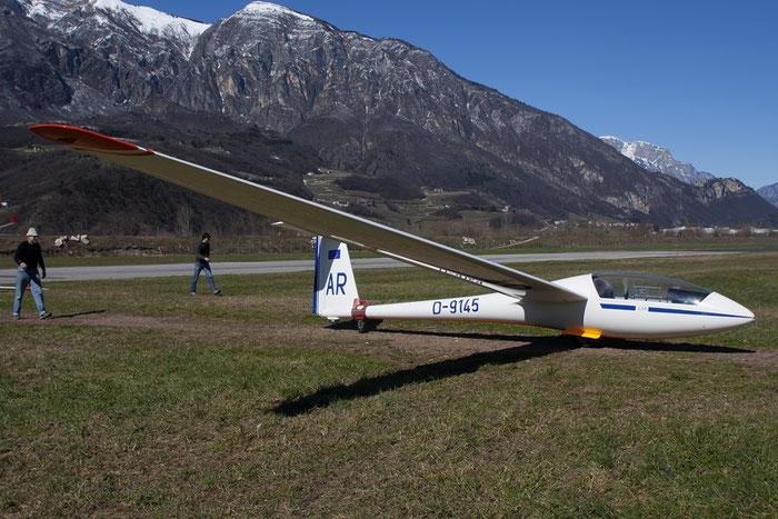 D-9145 @ Aeroporto di Trento © Piti Spotter Club Verona