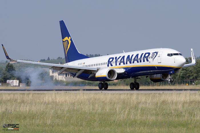 EI-FZJ B737-800 44788/6359 Ryanair @ Aeroporto di Verona 30.06.2018  © Piti Spotter Club Verona