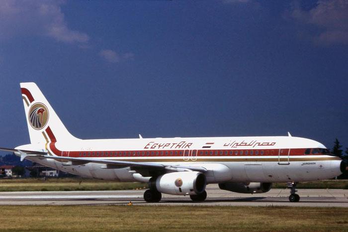 SU-GBC A320-231 178 EgyptAir @ Aeroporto di Verona © Piti Spotter Club Verona