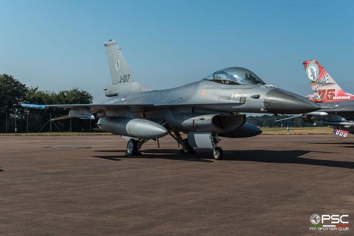 J-017   F-16AM  6D-173  312sq © Piti Spotter Club Verona