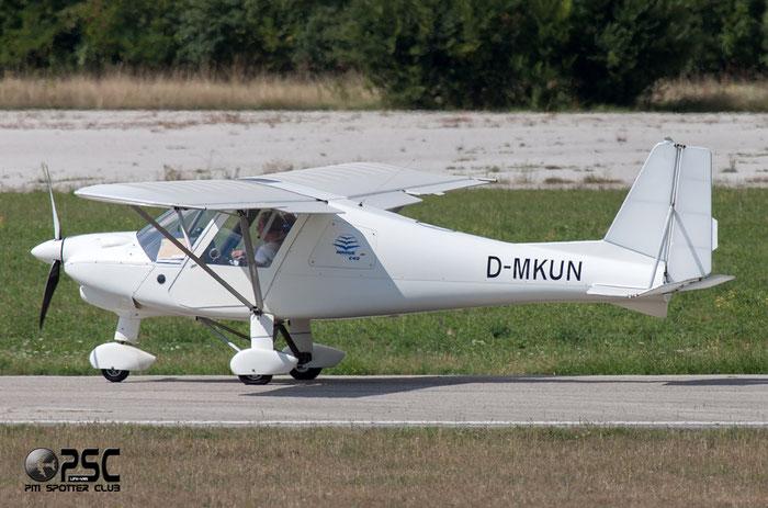 D-MKUN - Ikarus (Comco) C42 @ Aeroporto Verona Boscomantico © Piti Spotter Club Verona