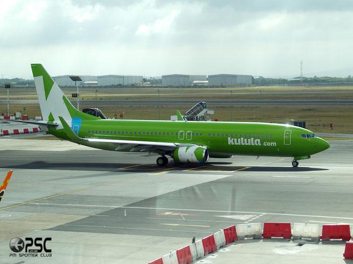 ZS-ZWD B737-8LD 40855/4279 Kulula Air @ Cape Town Airport 22.03.2014 © Piti Spotter Club Verona
