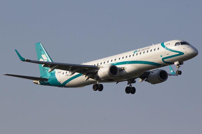 I-ADJM ERJ195LR 19000258 Air Dolomiti @ Bologna Airport 14.03.2014 © Piti Spotter Club Verona