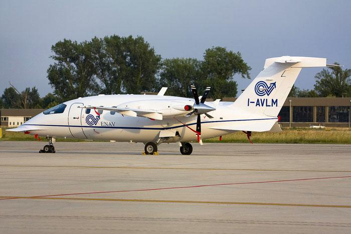 I-AVLM P180 1218 ENAV SpA @ Treviso Airport 10.07.2012 © Piti Spotter Club Verona