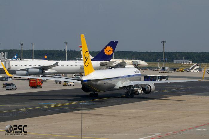 D-ABUM B767-31BER 25170/542 Condor Flugdienst @ Frankfurt Airport 25.07.2014 © Piti Spotter Club Verona