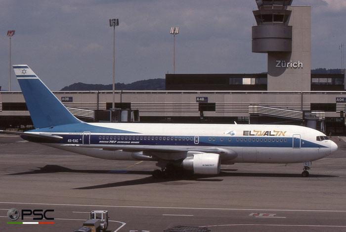 4X-EAC B767-258ER 22974/86 El Al Israel Airlines © 2018 courtesy of Marco Ceschi - Piti Spotter Club Verona
