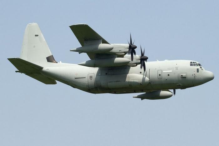 MM62183  46-48  KC-130J  5512  50° Gruppo TM @ Aeroporto di Verona   © Piti Spotter Club Verona